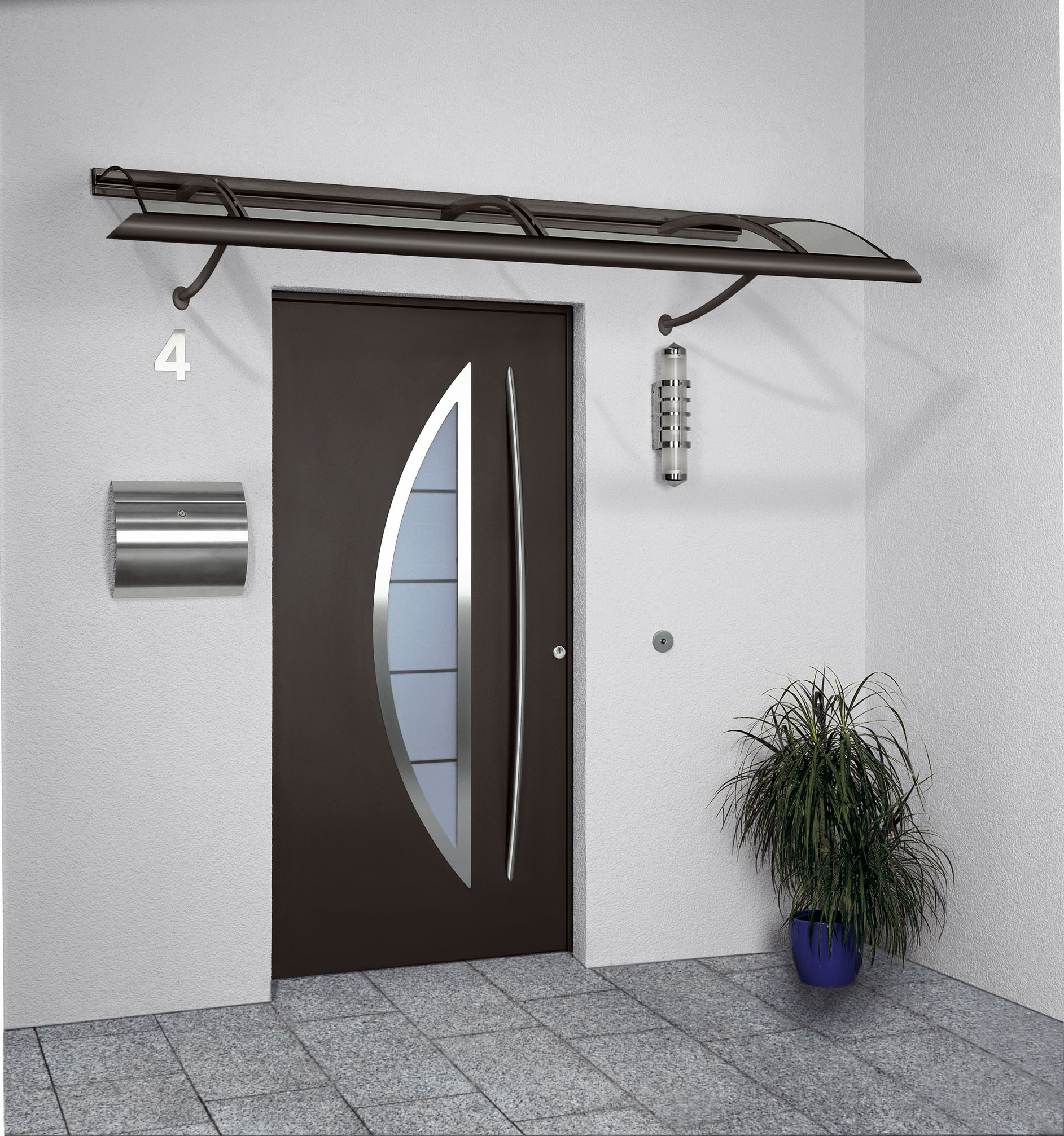 Thermo Pro doors are available in a range of designs colours and finishes with optional side elements windows and handles so there is certainly a door ... & Stylish Entrance Doors - Ge Garage Doors Manchester Stockport | New ...