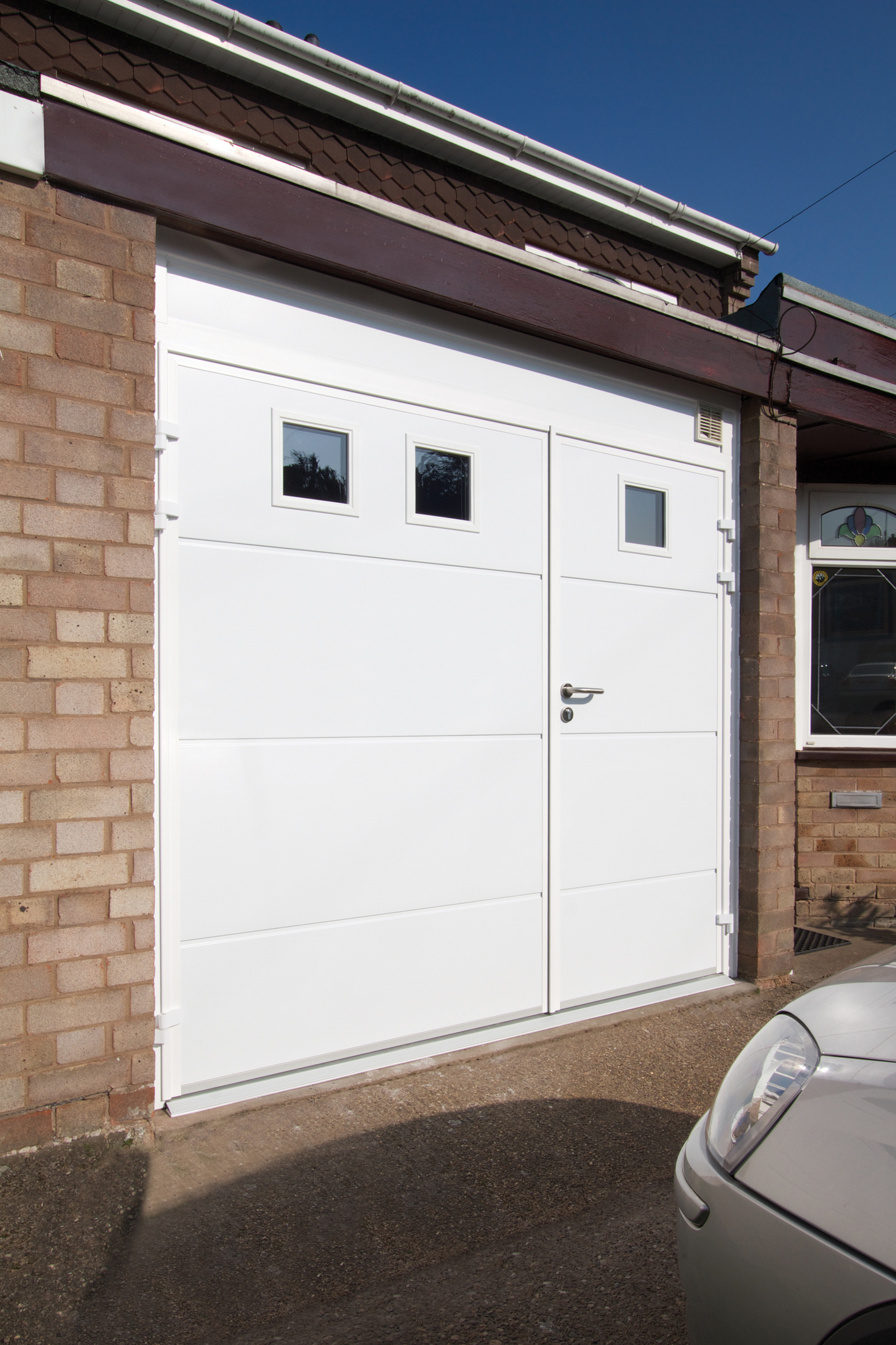 Our Work Ge Garage Doors Manchester Stockport New